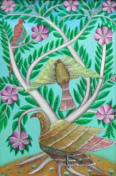 Art of Haiti - Pierre-Joseph Valcin Haitian Art, December 25, Joseph, Artist, Painting, Design, Contemporary Paintings, Painting Art, Paintings