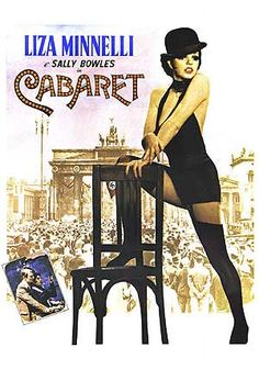 Cabaret is a 1972 musical film directed by Bob Fosse and starring Liza Minnelli, Michael York and Joel Grey.  The film is set in Berlin during the Weimar Republic in 1931, under the ominous presence of the growing Nazi Party. Cabaret still holds the record for most Academy Award wins in a single year without winning the highest honor, Best Picture, with eight awards.