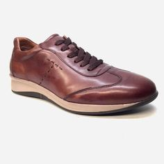 Tony's Casuals Men's Low-top Leather Sneakers High End Shoes, Leather Sneakers, Derby, Oxford Shoes, Dress Shoes, Men Casual, Lace Up, Collection, Shopping
