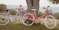 Poppytalk: Cath Kidston x Kingston Bicycles