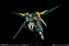 [UPDATE] HGBF 1/144 Gundam Fenice Rinascita: Official Images. Hi resolution http://www.gunjap.net/site/?p=188586
