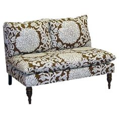 I love me some settee! Hallway bench?