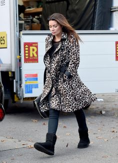 Coronation Street star Alison King is back filming ahead of Carla's big Christmas comeback  - DigitalSpy.com