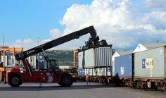 Hafen Koper: Neuer Bahndienst für Serbien - http://www.logistik-express.com/hafen-koper-neuer-bahndienst-fuer-serbien/