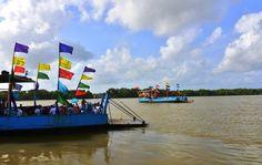 Bonderam Festival at Divar Islands, #Goa