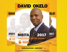 """Check out new work on my @Behance portfolio: """"Kenyan Political Campaign Flyers"""" http://be.net/gallery/48035197/Kenyan-Political-Campaign-Flyers"""