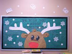 Reindeer Bulletin Boards - Random Up Reindeer Bulletin Boards, December Bulletin Boards, Christmas Bulletin Boards, Reading Bulletin Boards, Winter Bulletin Boards, Preschool Bulletin Boards, Bulletin Board Display, Classroom Bulletin Boards, Bullentin Boards