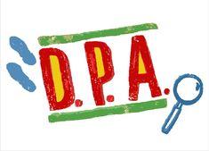 Adesivo: DPA - Detetives do Prédio Azul