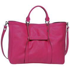 Longchamp 3 D Pink