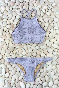 Made by Dawn - Coral | Taro Bikini