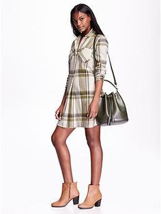 Paired with your low heel cognac booties.,great outfit for errand running or a weekend in the mountains.
