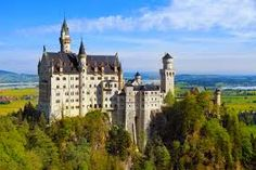 On thE rOad...dAy and niGhT ! : CASTELLO DI NEUSCHWANSTEIN-GERMANIA : SOGNO O REAL...