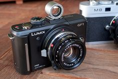 Lumix GF1 with Summicron-C 40mm