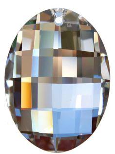 Matrix Pendant 50mm - SWAROVSKI ELEMENTS - premium-kristall