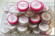 Homemade Lip Balm Recipe from Confessions of a Homeschooler