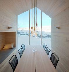 Split View Mountain Lodge | Bobedre.dk