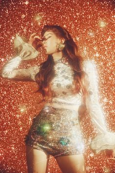 Girls' Generation member Seohyun is preparing for her solo debut with the release of individual teaser images. Seohyun's first mini album will be titled Don't Say No. Seo Ju Hyun, known professionally as Seohyun, is a South Korean singer and actress.