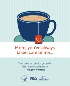 Find trustworthy health resources to share with your mom—or any mom—on our website. #MothersDay  #NWHW