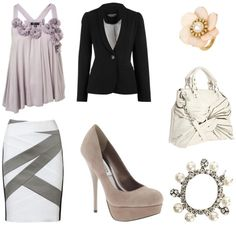 Staying Stylish After College! Great Blog