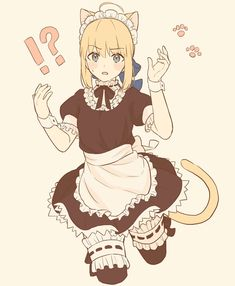 Safebooru is a anime and manga picture search engine, images are being updated hourly. Manga Art, Anime Art, Arturia Pendragon, Minor Character, Fate Anime Series, Estilo Anime, Anime Neko, Animal Ears, Manga Pictures