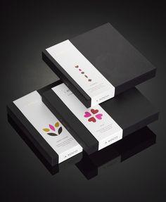 Love this design! Danish Chocolate – A XOCO by Anthon Berg