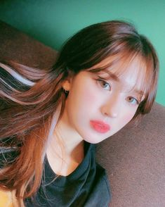 [IG] 190820 update Be a cupcake in a world of muffins. Korean Bangs, Mode Rose, Jeon Somi, Celebs, Celebrities, Cute Faces, My Baby Girl, Korean Beauty, Ulzzang Girl