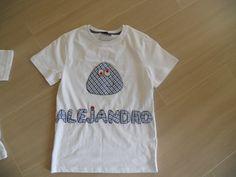 camiseta niño Alejandro