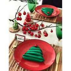 Almoço de Natal rústico para o #natalmesahits_rustico  #mesahits #lardocemesa #lardocecasa #xmas #ideia #natal #mesadenatal #mesaposta