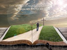 Psalm 119:105~<3