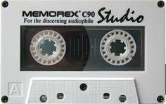 MEMOREX Studio C90