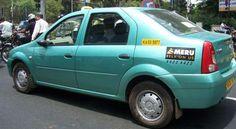 Meru Cab in Mumbai