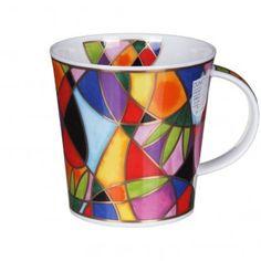 Splendido Solid Cairngorm Shape Mug - Cairngorm Shape - Dunoon - Shop by Brand | TemptationGifts.com