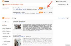 Sew Many Ways...: How To Back Up Your Entire Blog...2 Steps