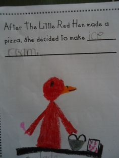 The Little Red Hen Makes a Pizza | Scholastic.com
