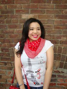Amanda's Fashion Spot #GraphicPrintTShirt #CanadaDay #CanadianStyle #CanadianFashion #SUMMERSTYLETRENDS