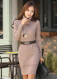 Korean Women`s Fashion Shopping Mall, Styleonme. New Arrivals Everyday and Free International Shipping Available. Dress Outfits, Fashion Outfits, Womens Fashion, Korean Fashionista, Classy Work Outfits, Vogue Knitting, Korean Women, Asian Fashion, Asian Beauty