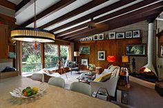 Fire Island modern beach house designed 1961