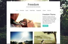 The Freedom Free WordPress theme. More info here: http://curatable.net/20-free-wordpress-themes-i-would-actually-use-to-start-a-new-blog-in-2016/