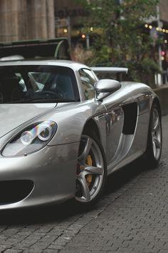 classyhustler: Porsche Carrera GT   source  ...