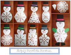 Tania, 10 Snowman Pins to check out