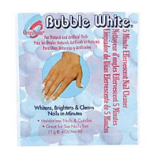 OrigiNails Bubble White 5-Minute Effervescent Nail Cleaner