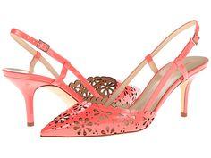 Kate Spade New York Jasmina Geranium Patent - Zappos Couture