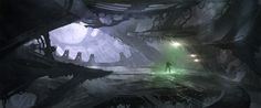 It's Surprising How Much Art Goes Into Making Halo's Multiplayer Maps