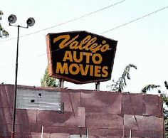 Vallejo Auto Movies in Vallejo, California: Vallejo Auto movies. Vallejo California, Drive In Theater, California Homes, Home And Away, Vintage Signs, West Coast, Places Ive Been, Nostalgia, Memories
