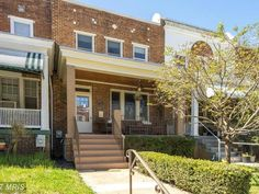 For sale: $819,900. MUST SEE - Best house in Petworth. Mid-century form with modern function. Open floor plan w/defined & light-filled spaces. Upstairs, skylights, massive master suite, carrara & travertine marble baths, roof garden views & rear all glass bedroom. W/D upstairs, hookup in basement in-law suite. Speakers everywhere. Large rear deck w/awning, brick patio, garden, cedar fence & parking. OPEN SAT & SUN