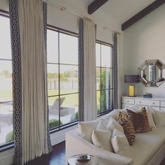 "Paloma Contreras on Instagram: ""Another Peek of Yesterday's Drapery & Furniture Installation for a Favorite Client-- I feel so grateful for clients who trust me to do what I love in their homes. ❤️ #palomacontrerasdesign #designhouston #houston #houstondesign #interiordesign #decoração #interiors"""