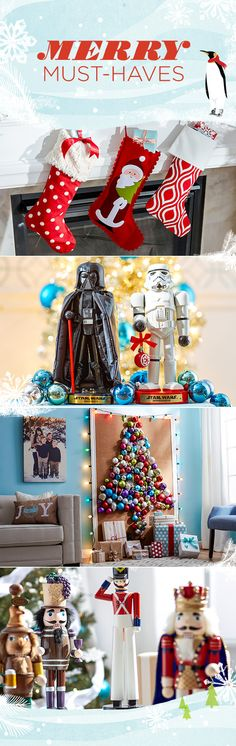 It's the most wonderful time of the year, so fill your home with joyful holiday spirit. You'll find that no spot in your home is too small for a little bit of Christmas cheer. Visit Wayfair and sign up today to get access to exclusive deals everyday up to 70% off. Free shipping on all orders over $49. Merry Markdowns Christmas sale ends 12/31/15.