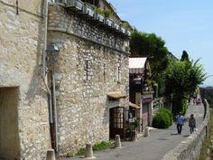 Mountain Villages near Nice, France