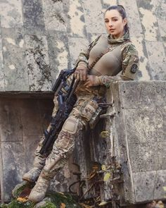 Tech Discover Top 50 Big Boobs Busty Military Girl Elena Deligioz Wallpapers with Guns Airsoft Idf Women Military Women Military Girl Military Outfits Warrior Girl Female Soldier Army Soldier Girls Uniforms Idf Women, Military Women, Airsoft, Military Girl, Military Outfits, Female Soldier, Army Soldier, Warrior Girl, Girls Uniforms