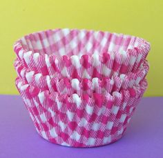 gingham liners